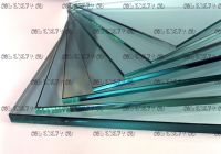 Заказать прямые калёные стекла для Вашей душевой кабины 4 - 5мм.